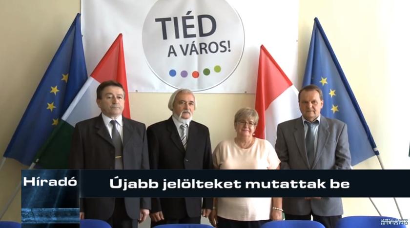 Újabb négy képviselőjelöltet mutattunk be Zalaegerszegen