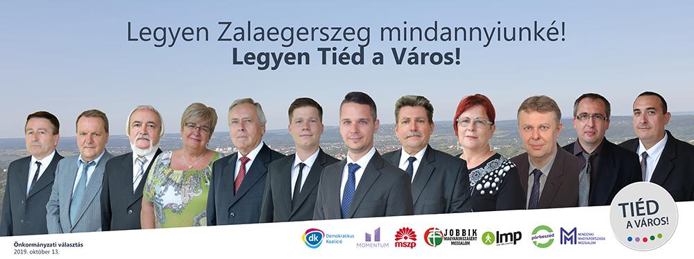 Bejelentettük jelöltjeinket a Helyi Választási Bizottságnál
